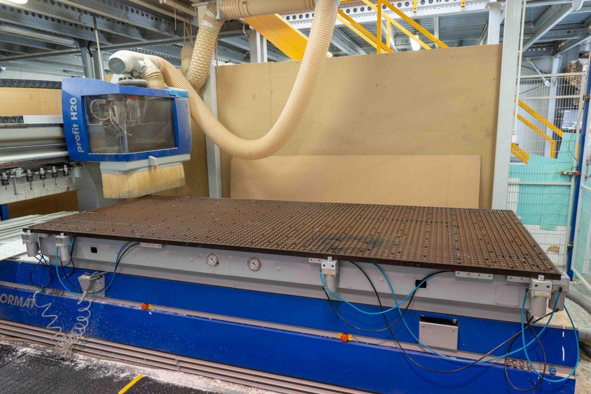Cięcie aluminium / frezowanie CNC